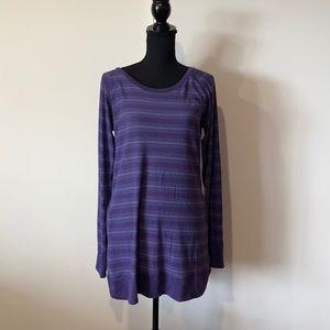 Kathmandu Womens Longsleeves Dress Shirt Quick Dry AU 14 Polyester/Wool PreOwned